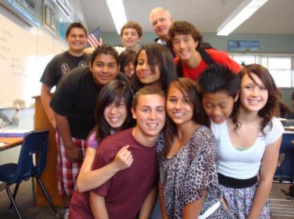 Middle School seminar class <3
